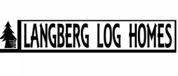 Company logo for Langberg Log Homes Ltd.