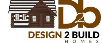 Company logo for Design 2 Build Homes